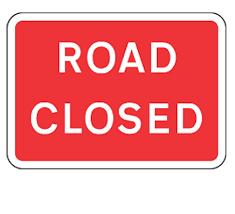 Meadow Lane Road Closure